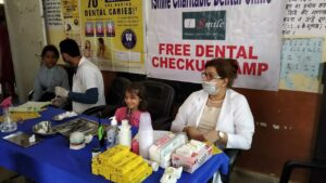 Free Dental Camps India